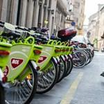 Kerékpárosok, figyelem: mára leáll a teljes közbringarendszer