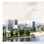 Felhőkarcoló Budapesten: magasabbat szeretne a kerületi főépítész