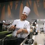 Széll Tamás a világ legjobb szakácsai között versenyez - Nagyítás-fotógaléria