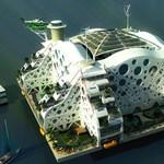 Úszó városok: új Hongkongokat hoznának létre
