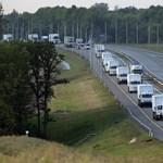 Ukrajna nem engedi be Putyin gyanús segélykonvoját