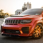 Több mint szigorú ez az 1200 lóerős Jeep Grand Cherokee