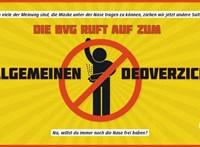 Ne dezodorálj! – így harcolnak a koronavírus ellen Berlinben