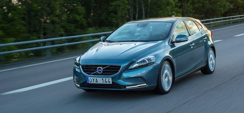 Jöhet a mini Volvo