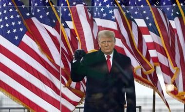 Donald Trump meghackelte a szavakat – és ezzel a valóságot