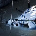 Hableány-katasztrófa: az ukrán kapitány elismerte, nem látta az ütközést