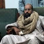 Jövő hónapban kezdődik Kadhafi fiának tárgyalása