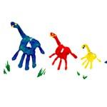 Tényleg ma van apák napja? Mik ezek a színes kezek a Google keresőben?