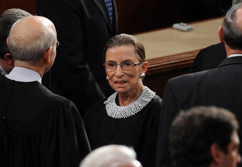 Mitől volt óriás Ruth Bader Ginsburg?