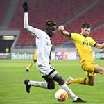 Magabiztos Tottenham-siker a Puskás Arénában