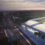 Látványvideó: tomboló tömeget álmodnak az épülő MTK-stadionba