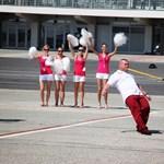 Foggal húzott el egy Airbust egy magyar erőművész – fotó