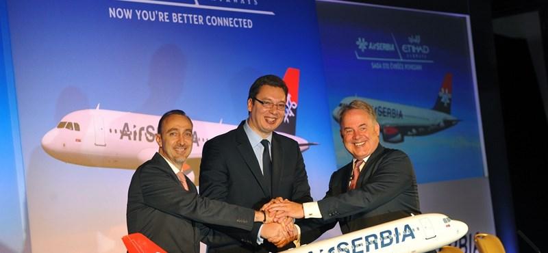 Európa leggyorsabban növekvő reptere lett a belgrádi