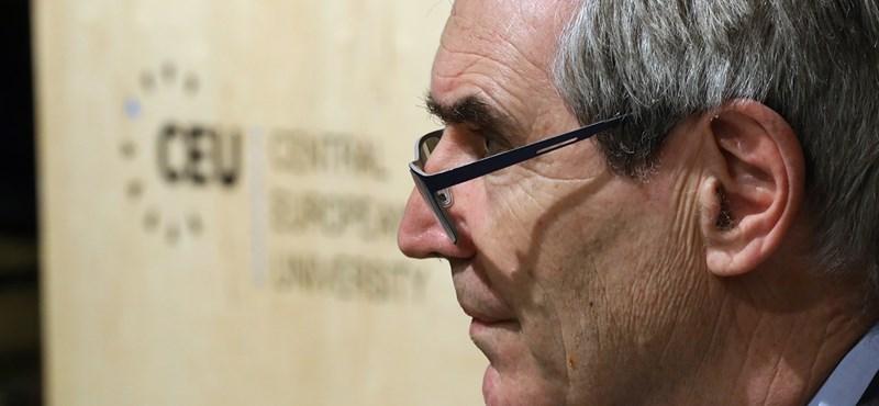 """""""Botrány lesz, ha egy EU-tagállamban egy független intézményt arra kényszerítenek, hogy elhagyja az országot"""""""