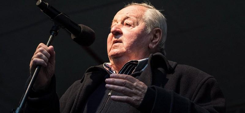 Jövő csütörtökön lesz Kárpáti György temetése