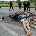 Mexikó nem ajánlott: 40 embert gyilkoltak meg péntek óta