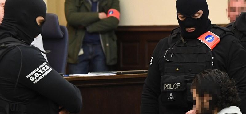 A párizsi terrortámadások főszervezője nem akar ott lenni perének utolsó tárgyalásán