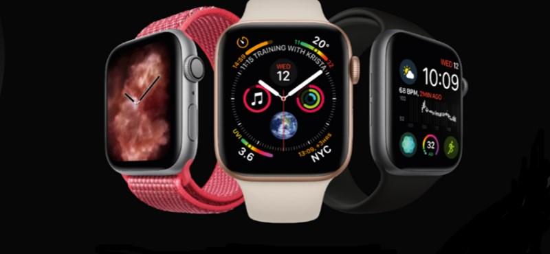Erre figyelni kell: a 65 évnél fiatalabbaknak maguknak kell bekapcsolniuk az új Apple Watch elesés-érzékelőjét