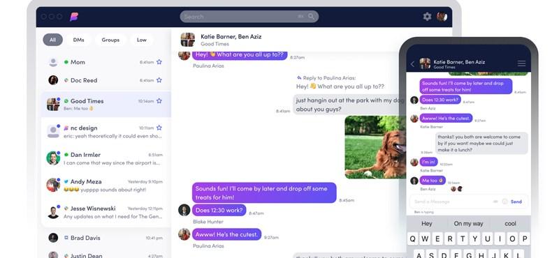Messenger, WhatsApp, iMessage: 15 csevegőt használhat egy appból PC-n és Androidon is