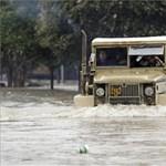 Felrobbant a Houston melletti vegyi üzem