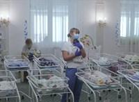 Most lett balhé abból, hogy nyugati családoknak szülnek gyereket az ukrán nők