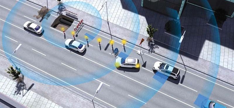 """Magyar javaslatra válhat kötelezővé az a hálózat, amelyen az autók egymással """"beszélgetnek"""""""