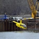 A Malév volt vezérhelyettese vezette a lezuhant helikoptert