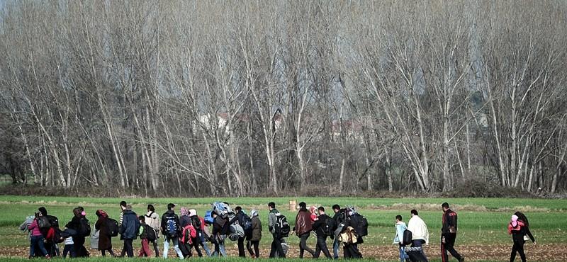 Elvágták a balkáni migránsútvonalat