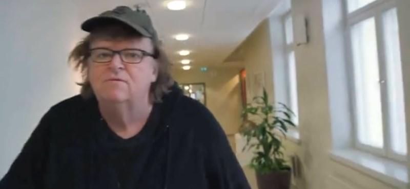 Így csodálkozik rá a finn iskolákra az amerikai rendező