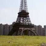 Videó: újból megépült Párizs – Kínában