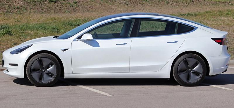 Az új listavezető Tesla Model 3-ból többet adtak el, mint VW Polóból – Hollandiában