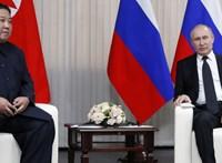 Putyin: Lehet atomfegyver-mentes a Koreai-félsziget