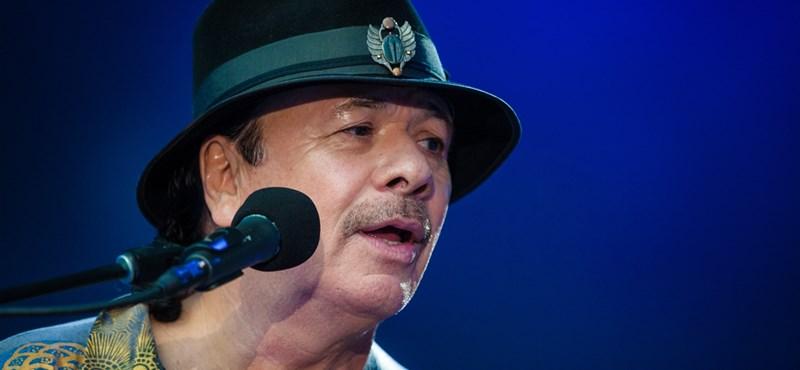 A koronavírus miatt nem lesz Santana-koncert Budapesten