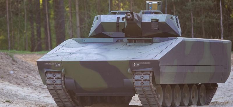 A világ egyik legjobb harcjárművéből kap 218 darabot Magyarország