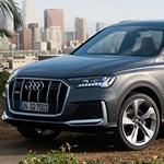 Dízel fenevad: itthon 20 millióért adják a 435 lóerős gázolajos új Audi SQ7-t