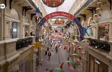 Már a GUM áruházban is oltják a moszkvaiakat a Szputnyik V-vel – videó