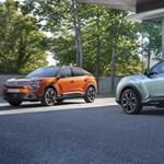 2021-es Év autója lehet: Magyarországon az akár tisztán elektromosan is kapható új Citroën C4