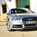 Audi S5 teszt: lehet ismét élvezkedni