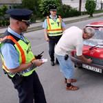 Szigorúbb rendőrök: a gyalogosok is bírságolhatóak