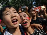 Belevágott Kína a légszennyezés csökkentésébe, és elképesztő eredményt értek el