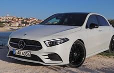 Nagyobb dízelmotort kapnak a kecskeméti Mercedesek