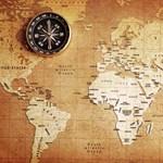 Ilyen az igazi vaktérkép: izzasztó földrajzi teszt bátraknak