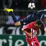 Kisorsolták a Bajnokok Ligája nyolcaddöntőinek párosítását