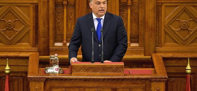 """Orbán: """"Egyre több lesz a muszlim, Európára rá sem fogunk ismerni"""""""