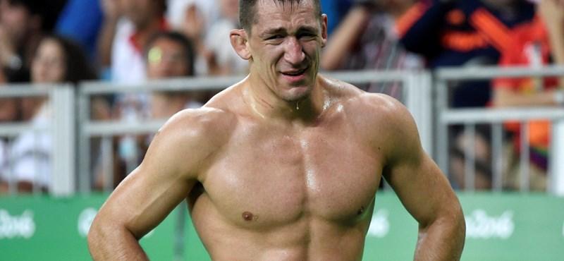 Lőrincz Viktor ötödik lett élete első olimpiáján