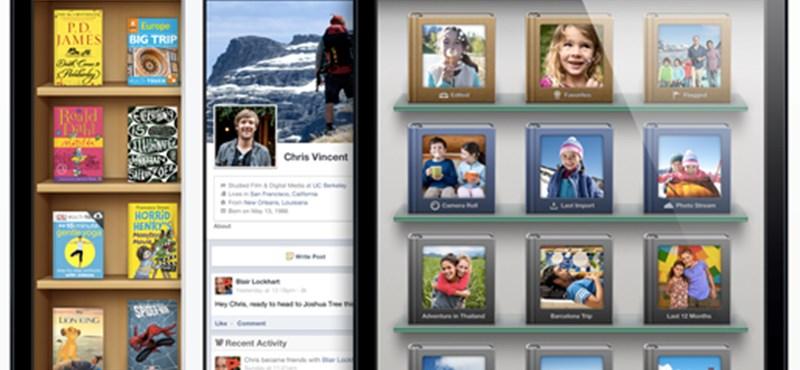 Megjelent az iPad mini és az iPad 4