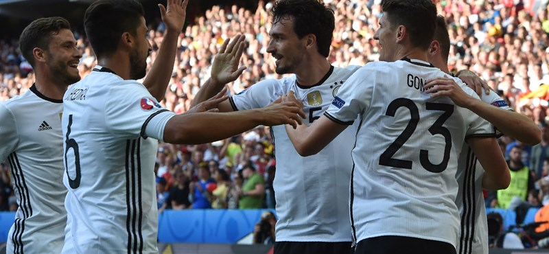Németország-Olaszország 1:1