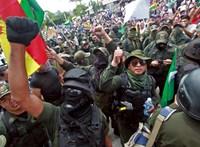 Tévészékház-ostrom után jönnek az új választások Bolíviában