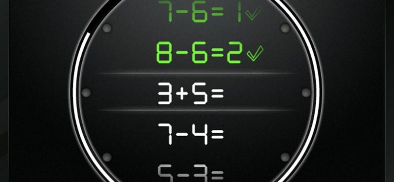 Három zseniális matekteszt estére: milyen gyorsan számoltok?