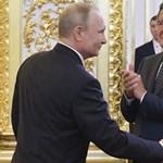 Újra dübörög a Putyin–Medvegyev-tandem